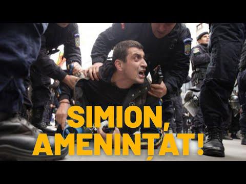 """George Simion, amenințări din partea Jandarmeriei: """"Simioane, vin cu Clanul Sportivilor peste tine!"""""""