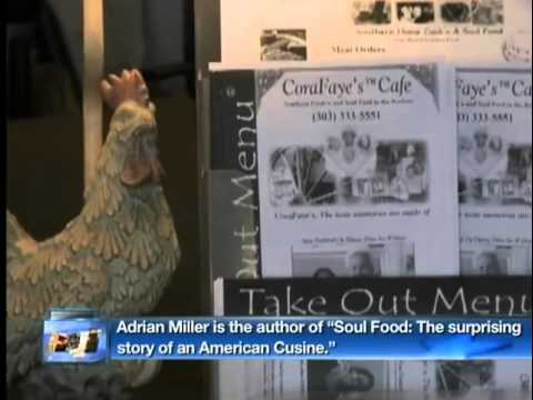 The Real USA - African-American influence on Southern Cuisine