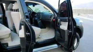 2011 Toyota Land Cruiser Armored B6+ Level