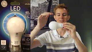 Review: GE 60-Watt Equivalent Soft White LED Light Bulb