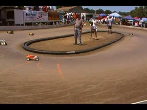Checkered Flag RC Raceway * 8/2/2009 * Kansas Dirt Oval Championship