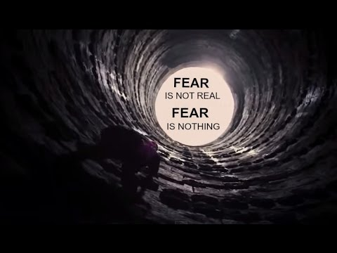 FEAR IS NOT REAL ► Motivational Video ᴴᴰ