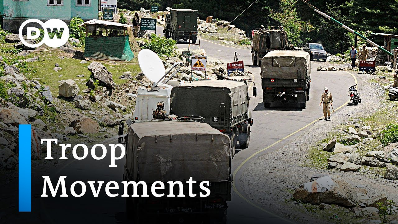 Download India and China deploy additional troops in Ladakh border conflict | DW News