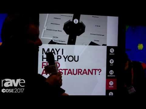 DSE 2017: Gable Shows Interactive Kiosk for Retail Applications with Advertising Component
