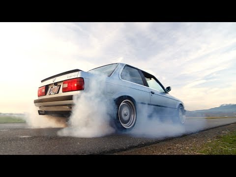The Ruthless Turbo E30 BMW That Made Me Love the 80s