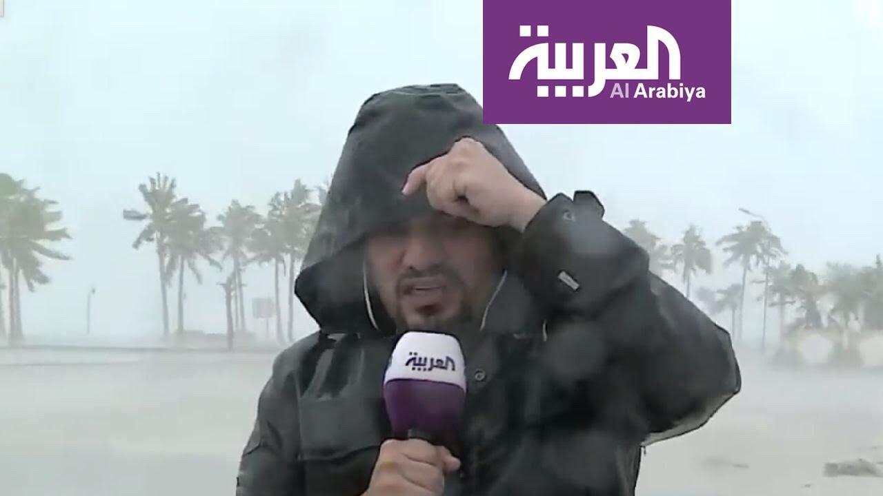 الإعصار مكونو يبلغ المستوى الثاني ويصل عمان خلال ساعات