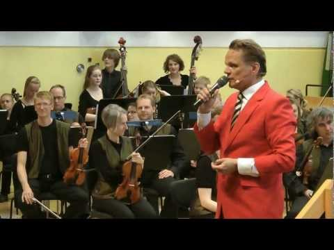 SIGURD BARRETT  AALBORG SYMFONI ORKESTER - Beat Box Barrett - Musikkens Hus sang