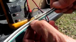 Use a MultiMeter to Troubleshoot Trailer Lights. Part 1.