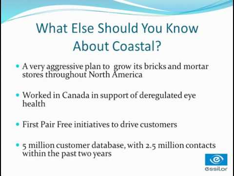 The Essilor-Coastal.com Acquisition:  How it Will Impact Your Practice with Dr. Howard Purcell