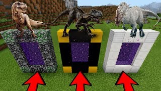 Hello! In this video we try three different portals! Do NOT choose ...