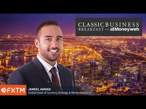 Classic FM interview with FXTM's Jameel Ahmad | 24/07/2018