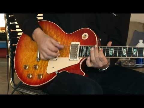 2003 Gibson Les Paul Elegant + Jewel-Drive Part 1
