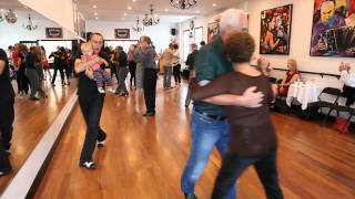 Afternoon Tango Practice
