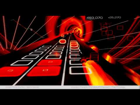 Audiosurf 2 - Voodoo people (Pendulum...