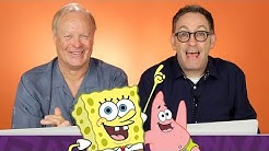 The Voices Of SpongeBob And Patrick Find Out Which Characters They Really Are