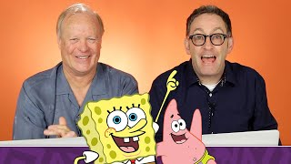 The Voices Of SpongeBob And Patrick Find Out Which Characters They Really Are Video