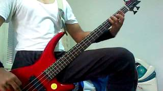 lamb of god - in the absence of the sacred bass cover