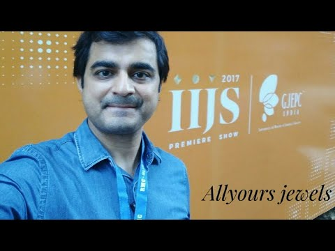 MOST POPULAR JEWELLERY TRENDING AT IIJS 2017 MUMBAI