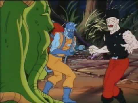Swamp Thing opening theme