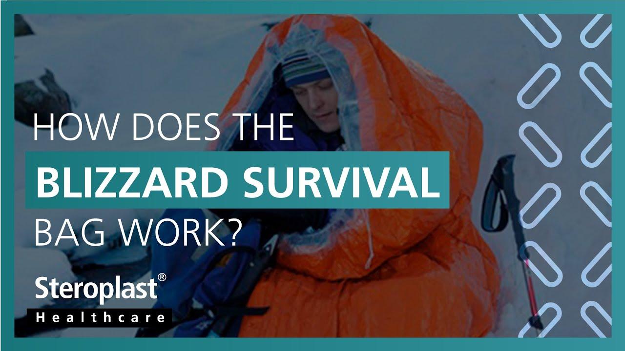The Blizzard Survival Bag