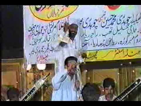 Ghulam Mujtaba Khan Vs Abid Qadri - Pothwari Sher - Trophy [0593]