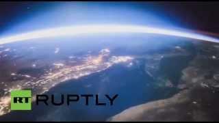 صورة شروق الشمس من المحطة الفضائية تأخذ الألباب (فيديو)