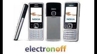 Видео обзор корпусов к мобильным телефонам от Интернет-магазина Electronoff