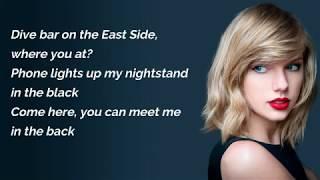 Delicate - Taylor Swift (Lyrics)