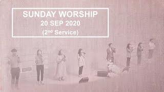 꿈꾸는교회 주일2부예배 찬양(2020.09.20)