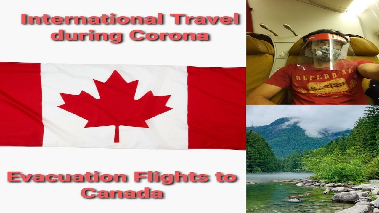 International Travel During Corona | Evacuation Flight to ...