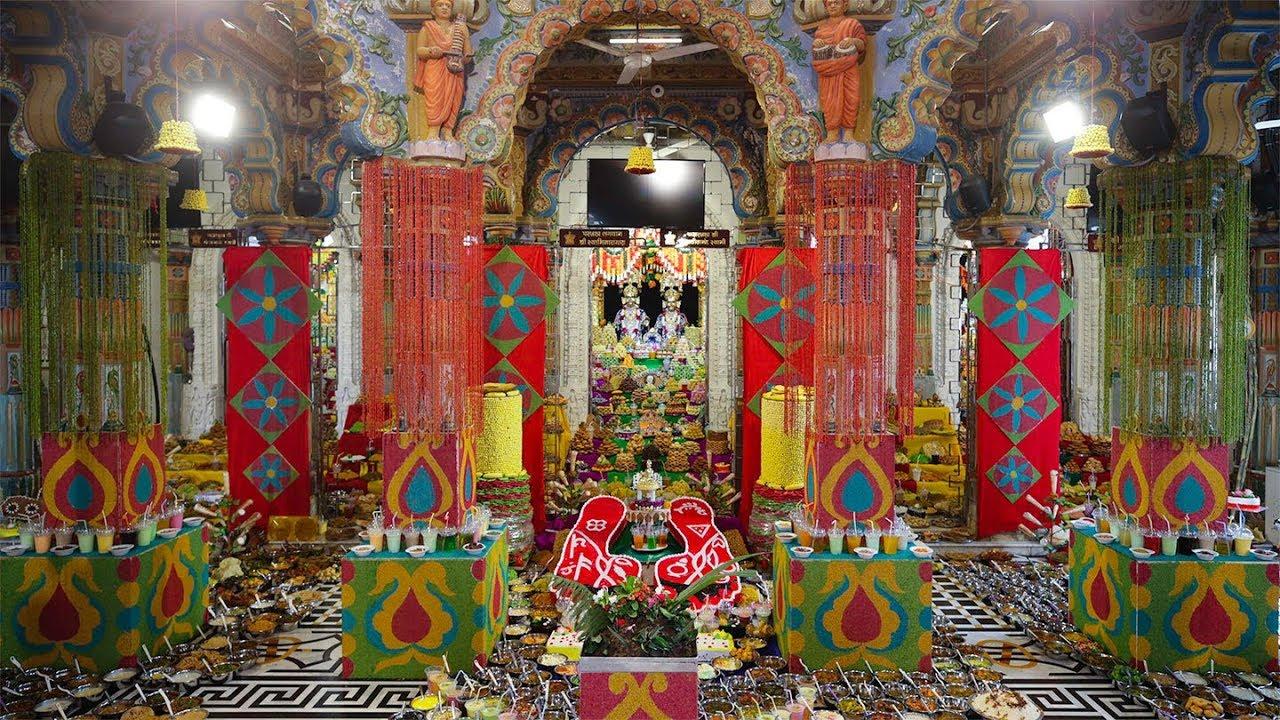 Happy New Year Mahant Swami 11