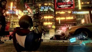 Resident Evil 6 Mercenaries No Mercy - Carla, Urban Chaos - 2,105,742