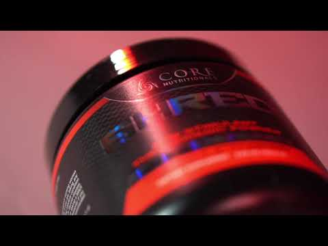 Core Nutritionals Shred Now Available