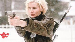 Долгий Поцелуй на Ночь /  Новогодний боевик - трейлер 1996 / Джина Дэвис