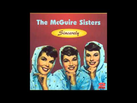 McGuire SIsters - Christmas Alphabet