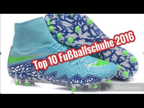 Top 10 Fußballschuhe 2017  freestyle kickBros   YouTube