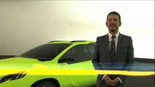 Peugeot 2008 Concept 2012 Videos