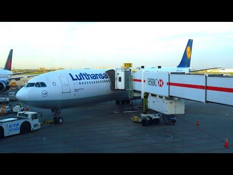 TRIP REPORT | Lufthansa A330 (ECONOMY) | Toronto to Munich | Airbus A330-300