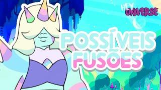 Gambar cover Possible Fusions #8 (Steven Universe Future)