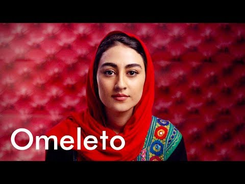 An Afghan village girl goes on her first date in London. | Our Kind of Love