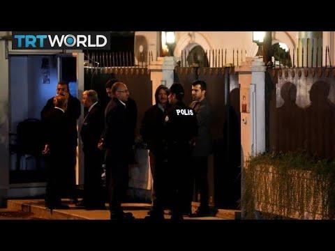 BREAKING NEWS: Turkey: Evidence Khashoggi killed in consulate