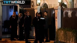 BREAKING NEWS: Turkey: Evidence Khashoggi killed in consulate