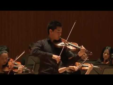 Zeyu Victor Li | Mozart Violin Concerto No. 3 | 1st Mvt | 2016 Shanghai International Violin Comp