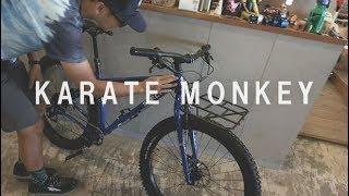 2019 Surly Karate Monkey Blue Porta Potty サーリー・カラテモンキー・ブルー