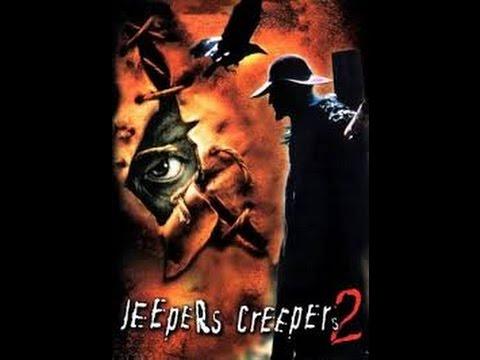 EL DEMONIO JEEPERS CREEPERS 2 - PELICULA EN ESPAÑOL