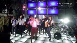 Pasha Parfeny - Lautar (Moldova) 2012 Eurovision Song Contest Official Preview Video