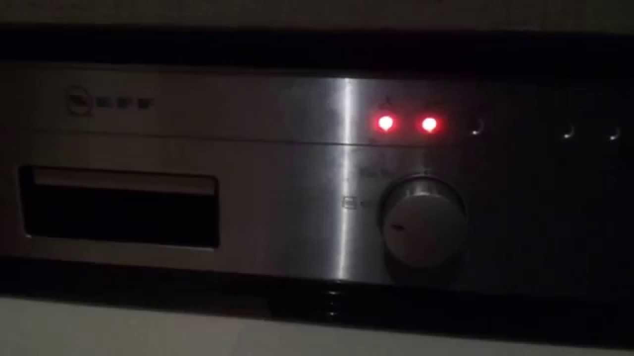 Neff spülmaschine fehlermeldung l bosch geschirrspüler