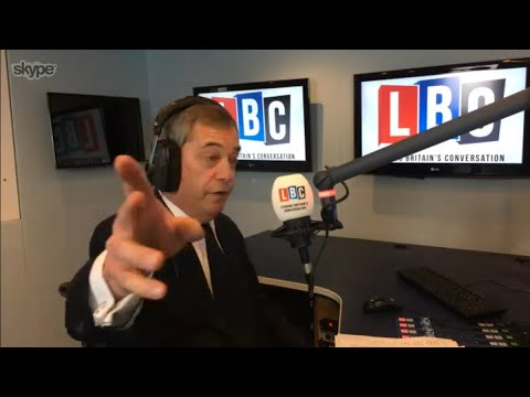 The Nigel Farage Show: What should Happen to the captured 'Beatles'? P1/2  LBC - 13th February 2018