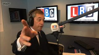 The Nigel Farage Show: What should Happen to the captured