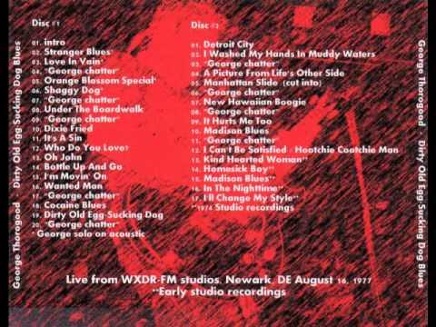 27 - George Thorogood - New Hawaiian Boogie (Live 1977)